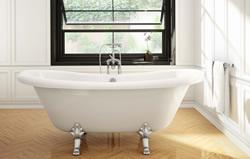 Acyline Usa Julius Clawfoot Slipper Soaking Bath Tub