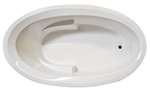 Hydro Massage Oasis 7232 freestanding tub