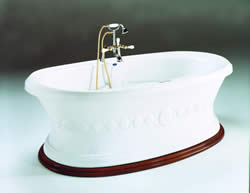 Produits Neptune Ulysse Pedestal Bath